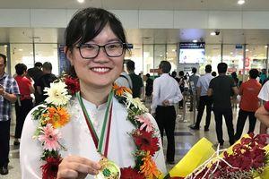 Nữ sinh Việt đầu tiên đạt điểm cao nhất tại Olympic Sinh học quốc tế