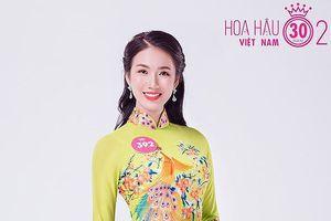 BTC cho phép Vũ Thị Tuyết Trang vắng mặt tại dự án Nhân ái HHVN 2018