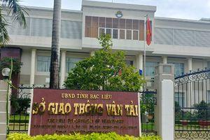 Bạc Liêu: Cần làm rõ việc 'bổ nhiệm ngầm' chức danh Trưởng phòng tại Sở GTVT