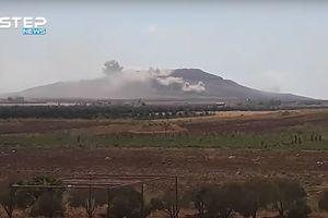 Nga yểm trợ quân tinh nhuệ Syria tấn công dữ dội chiến tuyến của IS