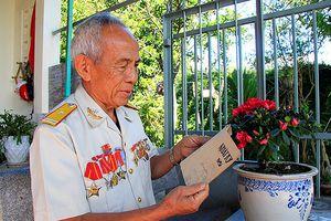Cựu chiến binh 76 tuổi: Đêm nằm mơ, nhớ rõ từng khuôn mặt của đồng đội