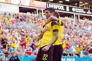 ICC 2018: Dortmund dẫn đầu bảng xếp hạng