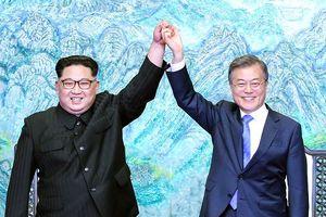 Thêm một bước tiến lớn cho hòa bình trên Bán đảo Triều Tiên
