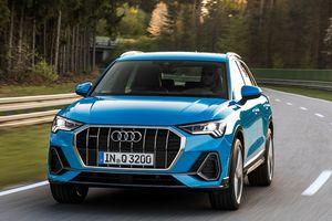 Audi Q3 2019 ra mắt - thiết kế hoàn toàn mới, đối thủ Mercedes GLA