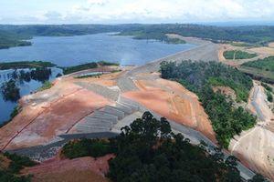 Quy mô 'khủng' của dự án đập thủy điện vỡ tại Lào