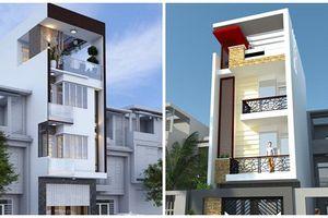 10 mẫu nhà 3 tầng được ưa chuộng nhất 2018