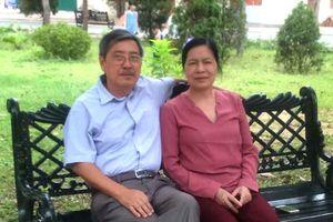 40 năm hạnh phúc của đôi vợ chồng nhà giáo