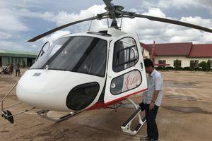 Vỡ đập thủy điện ở Lào: Trực thăng cứu nạn đến nơi công nhân bị cô lập