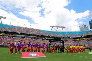 ICC Cup 2018: Tuyệt vời thay, bóng đá giao hữu