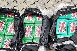 Phát hiện 100 bánh cocaine trong container phế liệu ở cảng Cái Mép