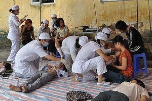 Ngành Y tế Hà Nội chủ động ứng phó với các sự cố thiên tai và tìm kiếm cứu nạn