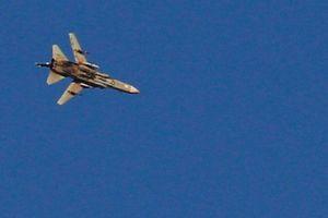 Chiến sự Syria: Israel bắn rơi máy bay Syria, một phi công thiệt mạng