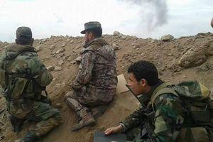 Chiến sự Syria: Quân chính phủ giải phóng thị trấn gần nơi máy bay bị Israel bắn hạ