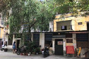 'Cải tạo chung cư cũ trên 'đất vàng' 93 Láng Hạ, Hà Nội: Chủ đầu tư nói gì?