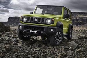 SUV địa hình cỡ nhỏ Suzuki Jimny sắp về Việt Nam?