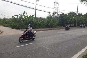 Nữ phóng viên trình báo bị ép xe, cướp tài sản ở Hà Nội