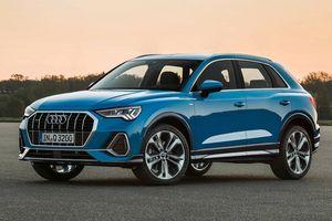 Cận cảnh Audi Q3 2019 vừa ra mắt