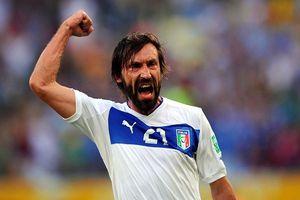 Andrea Pirlo sẵn sàng làm trợ lý HLV trưởng tuyển Italy