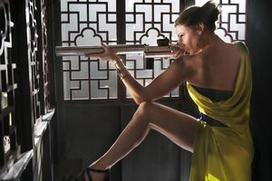 Rebecca Ferguson: Đả nữ đẹp và ngầu của 'Mission: Impossible'