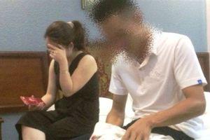 Vợ vào nhà nghỉ với cán bộ Phòng CSGT: 'Tâm sự thôi'