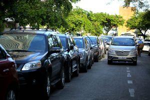 TP.HCM công bố 23 tuyến đường đầu tiên thu phí đậu xe theo giờ