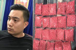 Bắt cử nhân Hóa học đàn em của Oanh 'Hà' vì sản xuất ma túy tổng hợp
