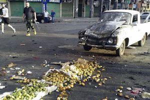 IS tấn công tự sát, 100 người Syria thiệt mạng