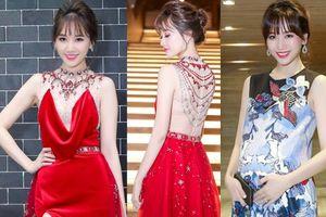 Top những chiếc đầm tuyệt đẹp của Hari Won kể cả khi eo thon lẫn 'mang bầu'
