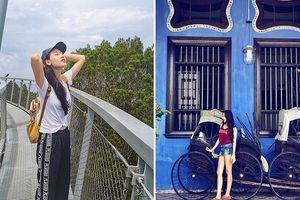 Những điểm đến tuyệt vời cùng cô bạn thân tại Penang - Malaysia hè này