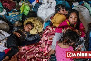 Vụ vỡ đập thủy điện ở Lào: Tất cả những người ẩn náu trên nóc nhà và ngọn cây đã được giải cứu