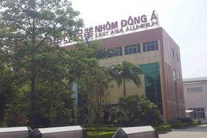 TX. Chí Linh (Hải Dương): Công ty TNHH Nhôm Đông Á đã thoát 'sổ đen' môi trường?