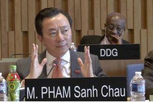 Ông Phạm Sanh Châu sẽ làm Đại sứ Việt Nam tại Ấn Độ