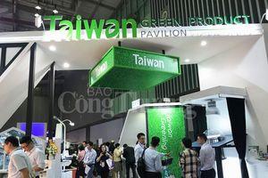 Hơn 5.500 sản phẩm sáng tạo của Đài Loan được giới thiệu tại TP. Hồ Chí Minh