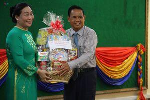 Kiên Giang tăng cường gắn kết với tỉnh biên giới của Campuchia