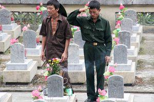 Những hình ảnh xúc động tại 'địa chỉ đỏ' Quảng Trị dịp 27/7