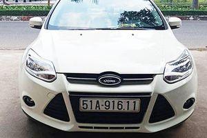 Văn phòng Chính phủ yêu cầu giải quyết lỗi hộp số xe Ford