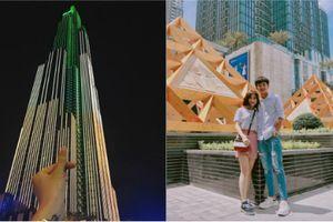 Giới trẻ thích mê với 'view' sống ảo tại tòa nhà cao nhất Việt Nam