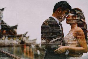 Ảnh cưới ở của cặp đôi 9X Việt tại Phượng Hoàng Cổ Trấn cực phê