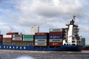 Hàng container qua cảng biển tăng 30 lần trong 20 năm qua