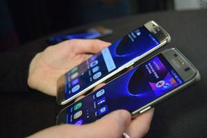 Samsung có màn hình không vỡ khi rơi từ độ cao 1,8 mét