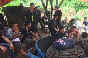 Bắc Giang: Triệt phá xới bạc liên tỉnh, khống chế hàng chục đối tượng