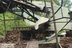 Nổ lò hơi ở Lào Cai, 4 công nhân thoát chết trong gang tấc