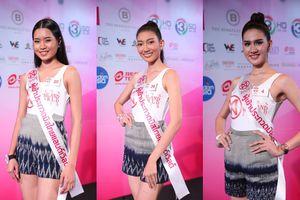 Thí sinh Hoa hậu Thế giới Thái Lan 2018 bị chê không thương tiếc vì kém sắc, không cân đối