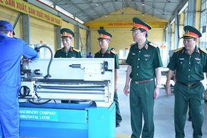 Bộ Quốc phòng: Kiểm tra xây dựng đơn vị điểm toàn quân tại Quân đoàn 4