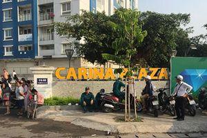 Vụ cháy Carina Plaza: Nguyên nhân bắt nguồn từ hệ thống dây dẫn điện