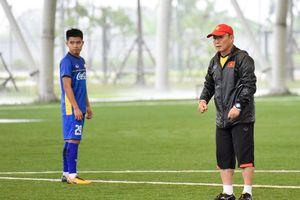 Học trò của ông Park Hang-seo lên tuyển trong nỗi nhớ cha
