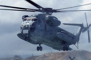 Trực thăng quân sự Mỹ tại Nhật Bản rơi cửa sổ khi đang bay