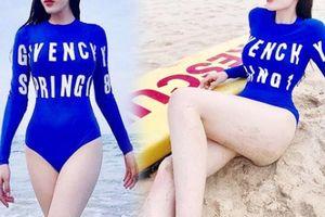 Kỳ Duyên, 'mỹ nữ Vũng Tàu đi xe 70 tỷ' cực sexy với bikini