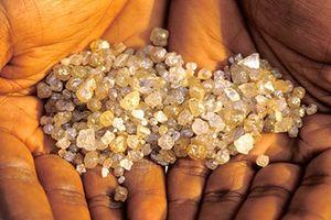 'Đột nhập' nơi bán kim cương quý giá như bán rau