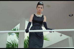 Hà Phương xuất hiện trong trailer quảng bá LHP Mỹ cùng Tom Cruise, The Rock